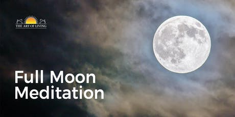 Full Moon Meditation in Palo Alto, CA tickets