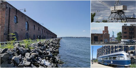 Exploring Red Hook, From Aging Industrial Architecture to Artist Magnet tickets