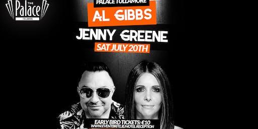 Jenny Greene & Al Gibbs
