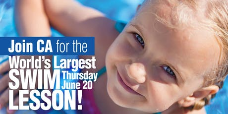 Columbia Association: World's Largest Swim Lesson tickets