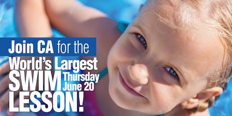 Columbia Association: World's Largest Swim Lesson tickets
