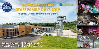 CFRS Staff Family Day for 8-11 year olds