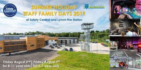 CFRS Staff Family Day for 8-11 year olds tickets