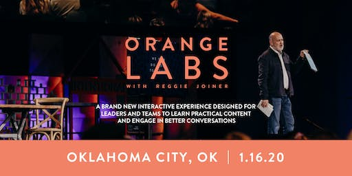 Orange Labs: Oklahoma City