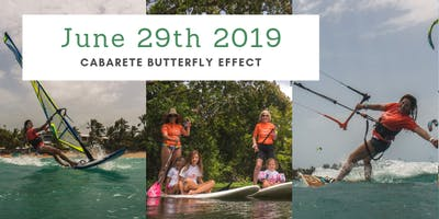 The Butterfly Effect Cabarete, Dominican Republic 2019