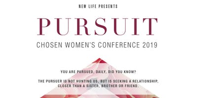 Pursuit - Chosen Women's Conference 2019
