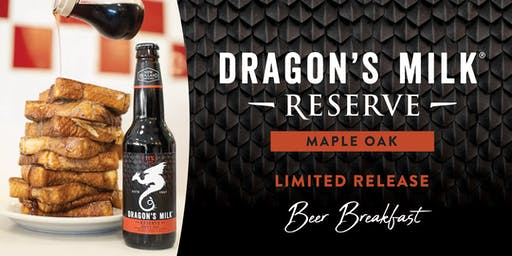 Dragon's Milk Beer Breakfast