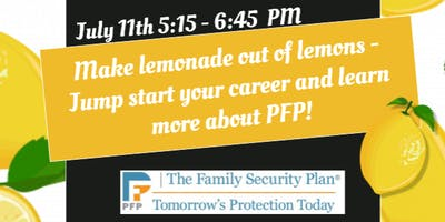 PFP's Lemonade Stand