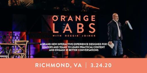 Orange Labs: Richmond