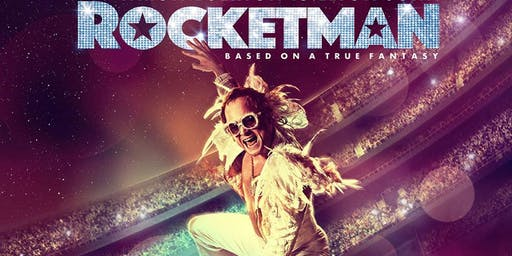 Movie: Rocketman at ArcLight Hollywood in Los Angeles