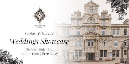 Exchange Hotel Wedding Showcase