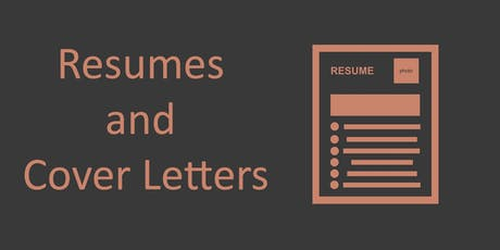 Resumes & Cover Letters tickets