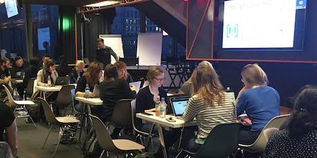 Google Cloud Workshop Training tickets