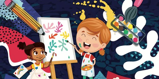 Family Arts Workshop: Little Creatives at Retford Library, 10.30am