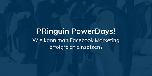 PRinguin PowerDay - Facebook Marketing