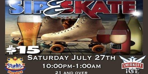 Sip & Skate Newnan