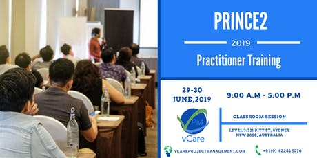 Prince2 Practitioner Training | Sydney | Australia | June | 2019 | Weekend tickets