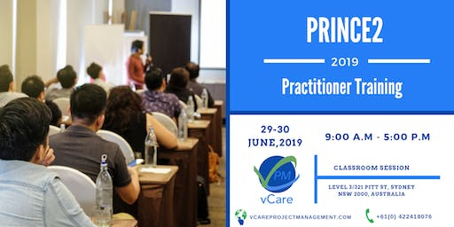 Prince2 Practitioner Training | Sydney | Australia | June | 2019 | Weekend