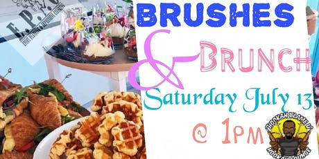 Brushes & Brunch tickets
