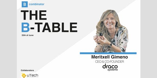 The B-Table Event w/Meritxell Gimeno