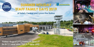 CFRS Staff Family Day for 5-7 year olds