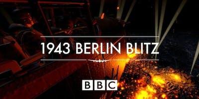 Berlin ***** – Lancaster bomber experience (Morecambe) #BBCVR