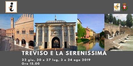Treviso e la Serenissima biglietti
