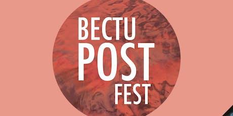 BECTU POST FEST 2019 - Pre Registration  tickets