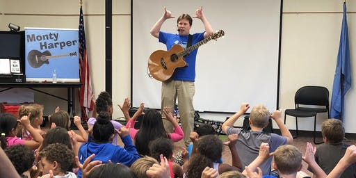Take Me to Your Library - Children's Concert in Stillwater, Oklahoma