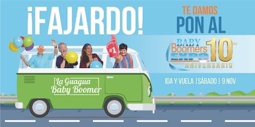 La Guagua Baby Boomer - FAJARDO hacia el Baby Boomers EXPO 2019 (SÁBADO)