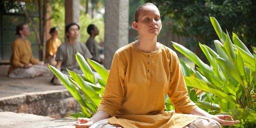 Initiation gratuite à la méditation
