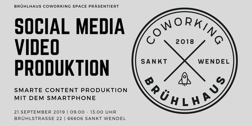 Social Media Video Produktion | Content Produktion mit dem Smartphone