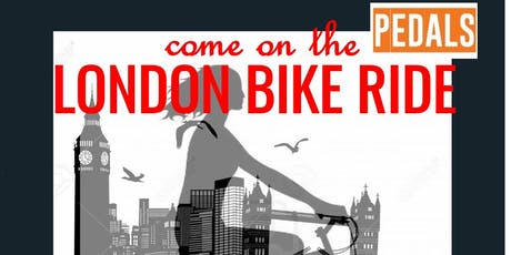 London Bike Ride - a tour of the capital's main cycling improvements tickets