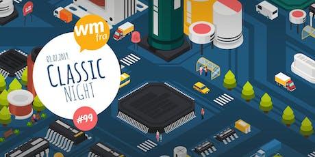 Webmontag Frankfurt #99 #Classic Tickets