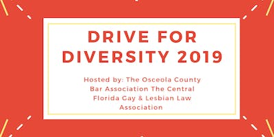 CFGALLA and Osceola County Bar Association: Drive for Diversity!