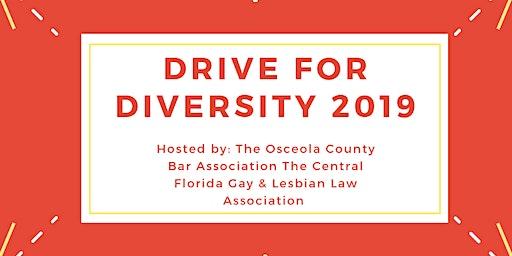 CFGALLA and Osceola County Bar Association: Drive for Diversity!