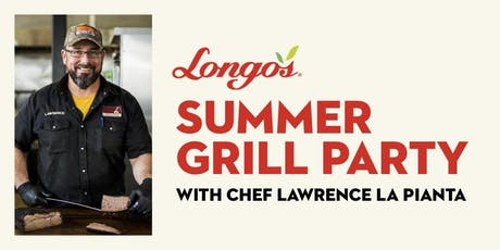 Summer Grill Party with Cherry Street BBQ  - Thank You Rewards tickets
