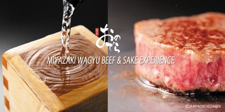 Miyazaki-Wagyu Beef and Sake Experience tickets
