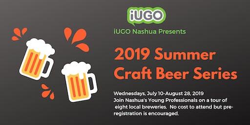 2019 Summer Craft Beer Series