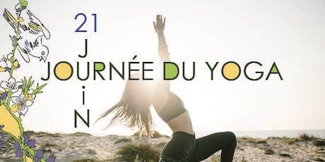 Journée du Yoga billets
