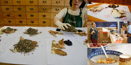 Herbal Medicine 101 & Tasting @ NYC's Oldest Chinese Herbal Dispensary tickets