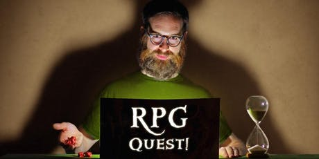 RPG Quest! tickets