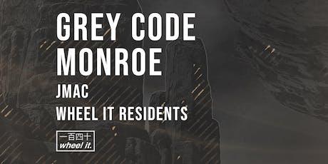 Grey Code & Monrroe tickets