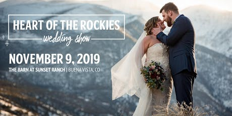 Fall 2019 Heart of the Rockies Wedding Show tickets