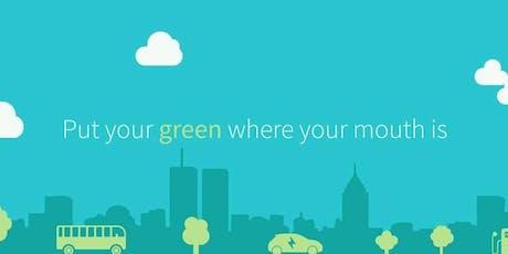 Green CrowdSolving | Atelier de collaboration autour de défis verts: Transport  tickets