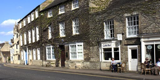 Blue Badge Guided Walk of Oundle (West)
