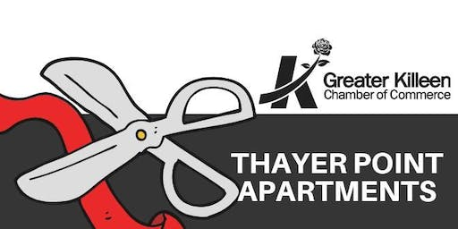 Ribbon Cutting: Thayer Point Apartments
