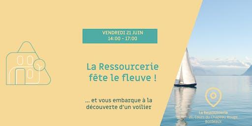 La Ressourcerie fête le fleuve !