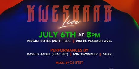 KWESBAAR LIVE tickets