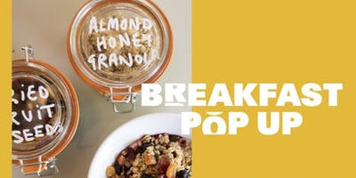 PLATF9RM Breakfast Pop Up